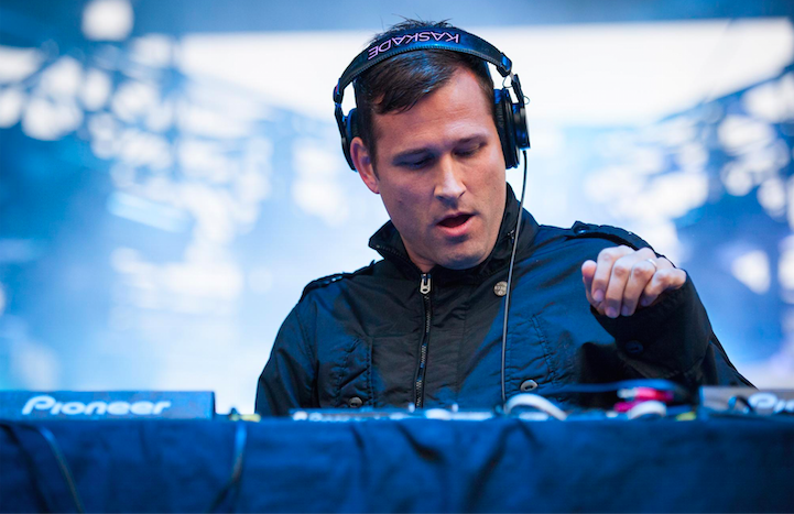 Ticketmaster reveals massive outdoor Kaskade show in Southern California