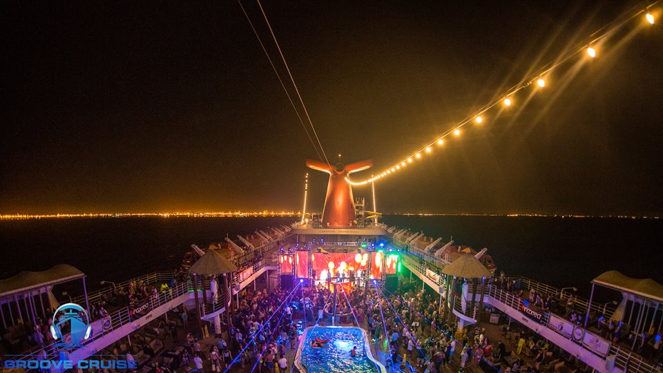 Groove Cruise: One of The Most Epic Parties on Earth