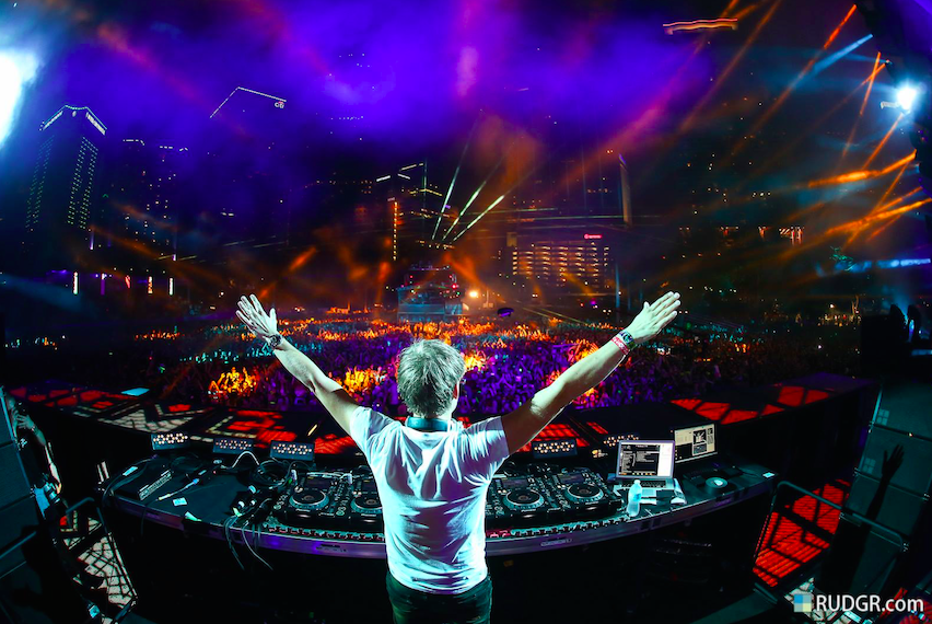 Armin Only Embrace World Tour Announced