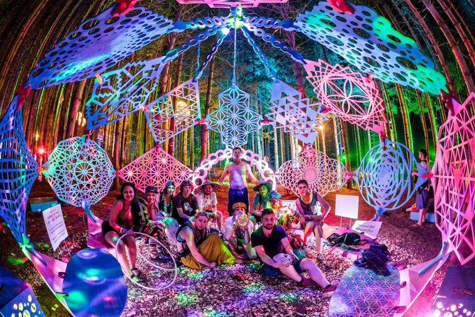How Electric Forest Became My Second Home
