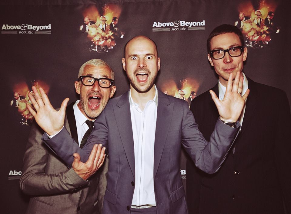 Above & Beyond Announce Acoustic Tour