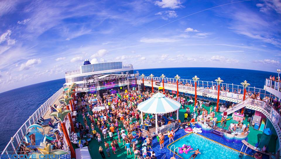 Insane Lineup Revealed for Groove Cruise Miami 2016