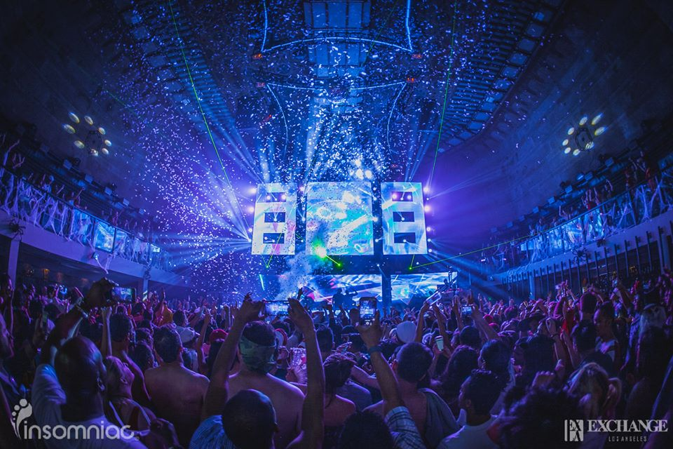The Best EDM Nightclubs in Los Angeles This Year