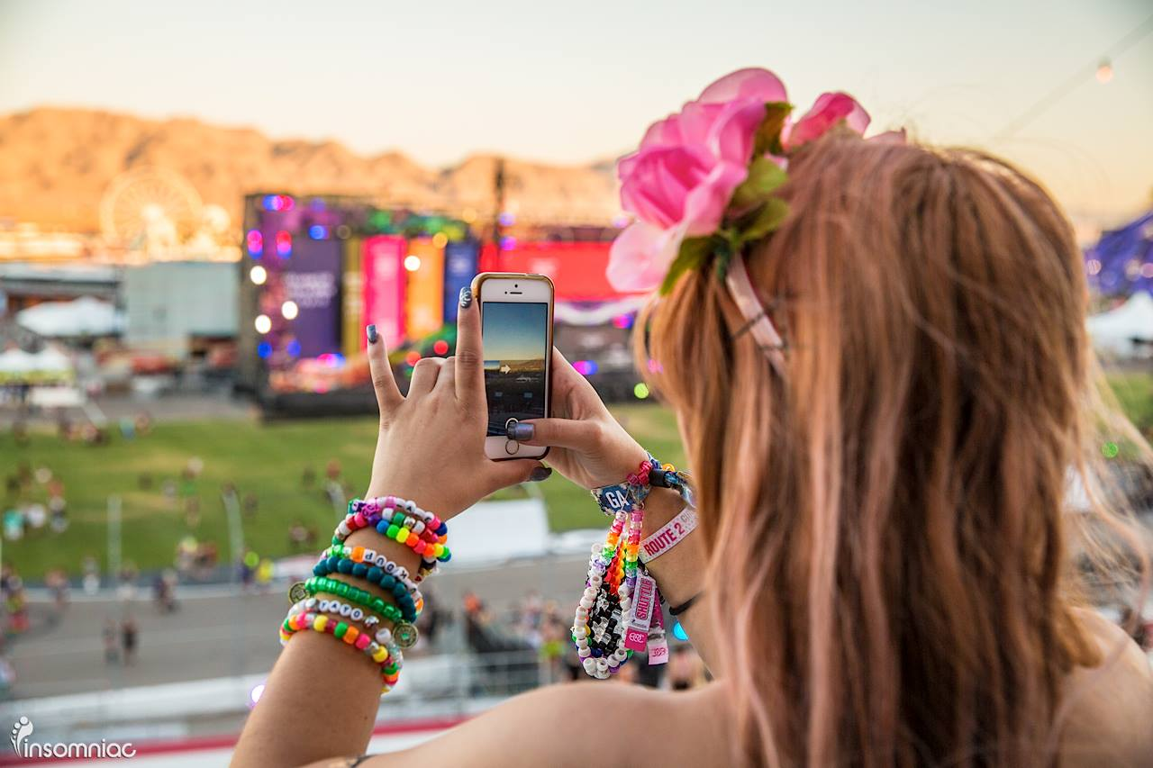 5 Reasons To Leave Your Phone In The Car At A Festival