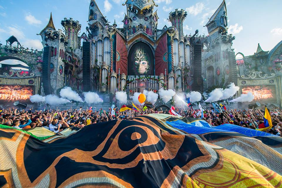 Tomorrowland's Belgian Pre-Sale Sold Out In 40 Minutes