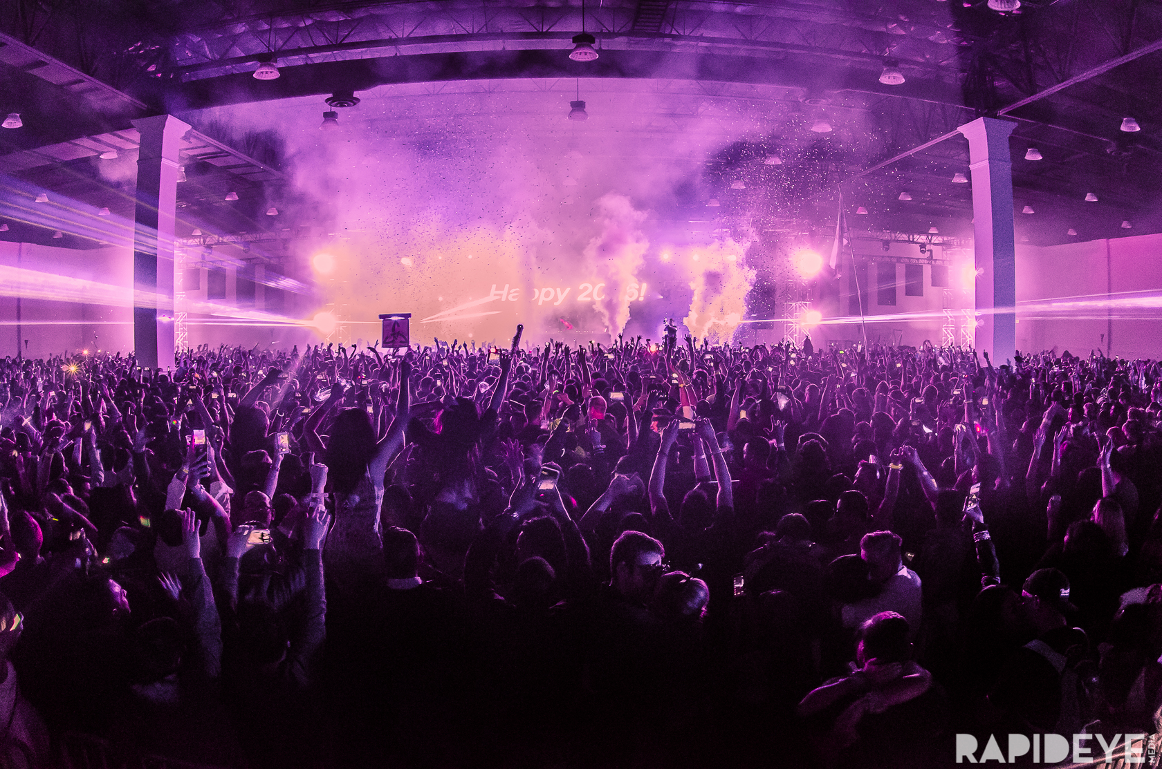 Above & Beyond Ring in 2016 in San Diego