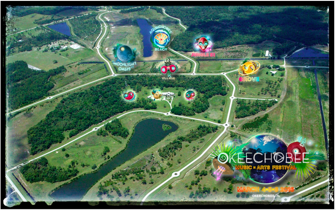 Okeechobee Fest Offers So Much Room For Activities