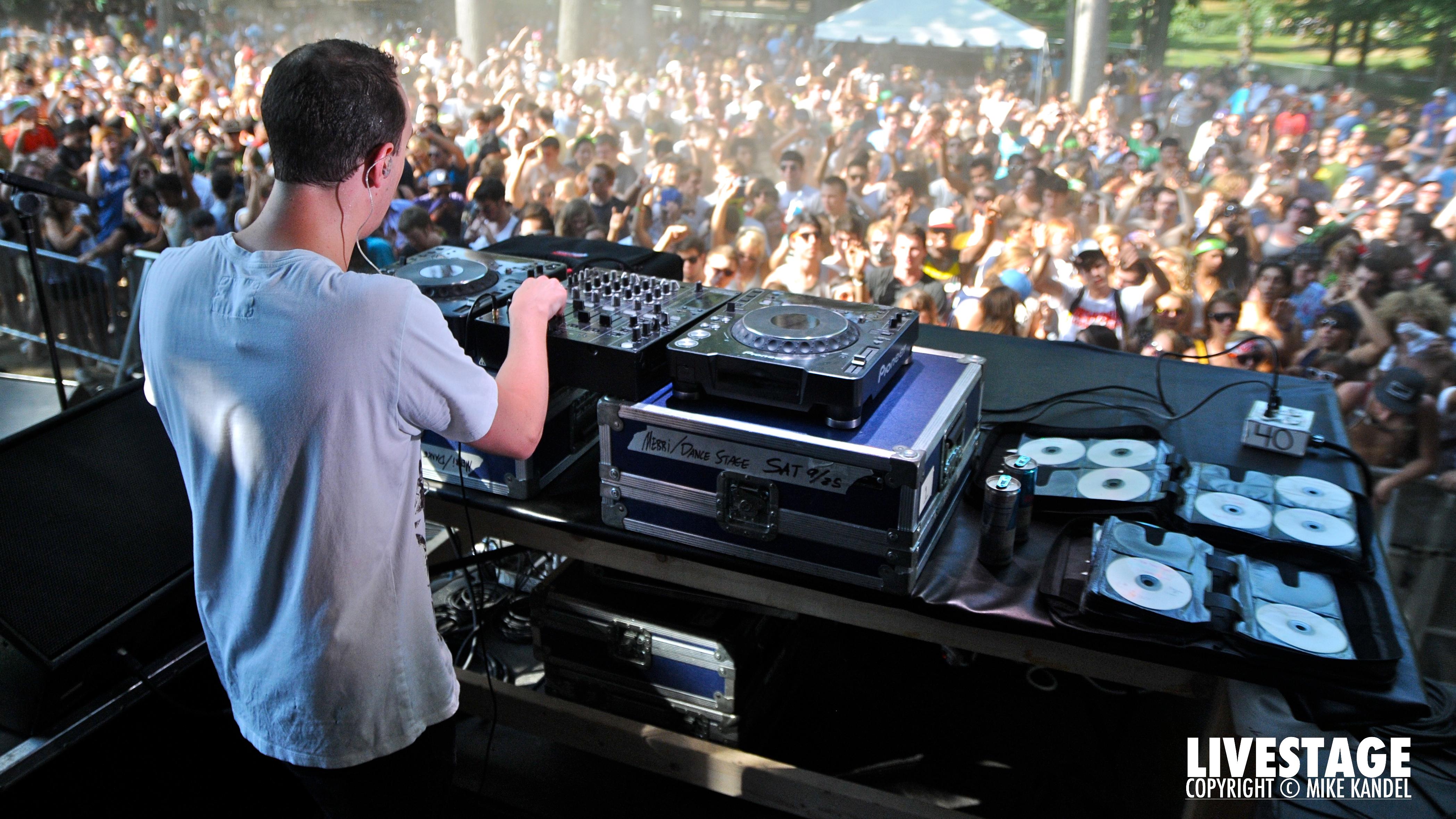 Wolfgang Gartner Fans Get New Album In Mini Mix