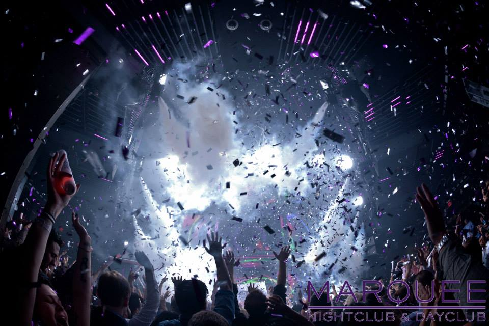 Marquee Las Vegas 2016 Artist Residencies Revealed