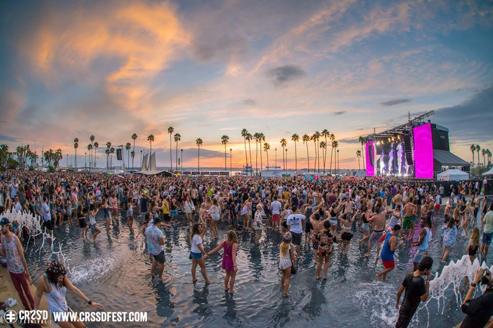 CRSSD Festival Phase 2 Lineup Announced