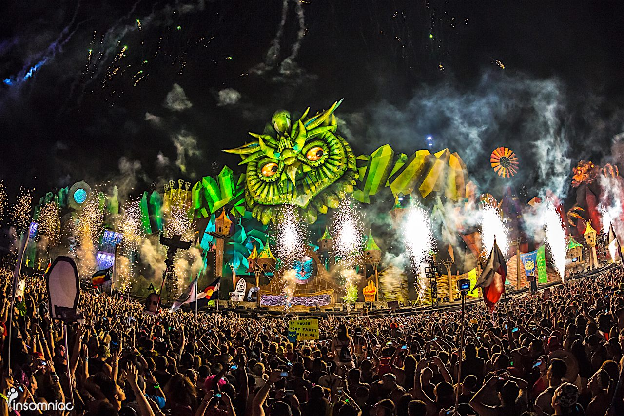 Electric Daisy Carnival Pumps $1.3 Billion into Las Vegas Economy