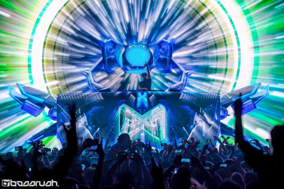 Review: Excision's Paradox Tour At The Hollywood Palladium