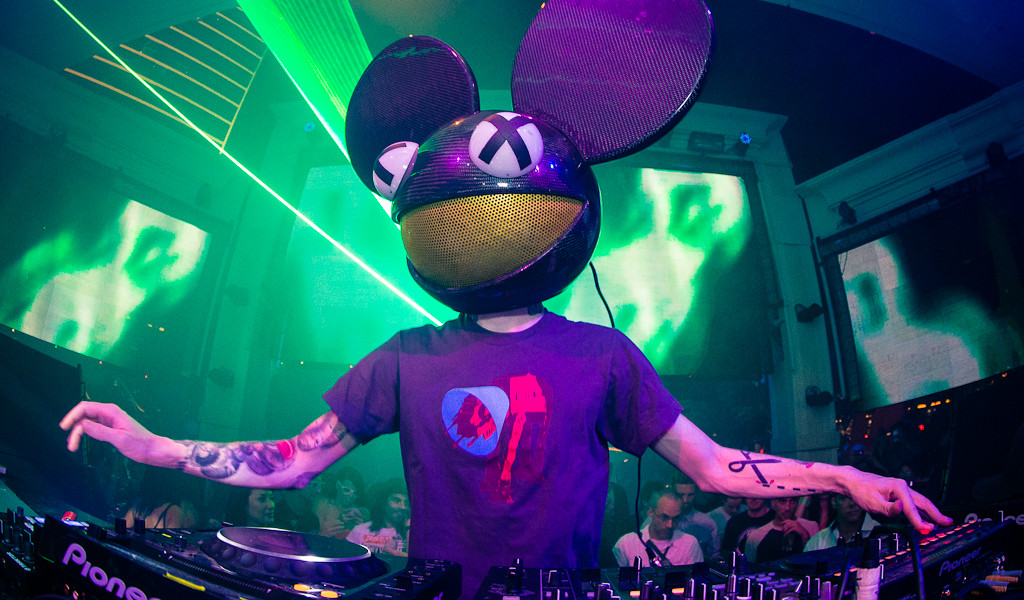 Deadmau5 Bus Tour to Hit Miami Music Week
