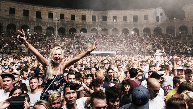 Dimensions Festival Takes Place In Historic Location