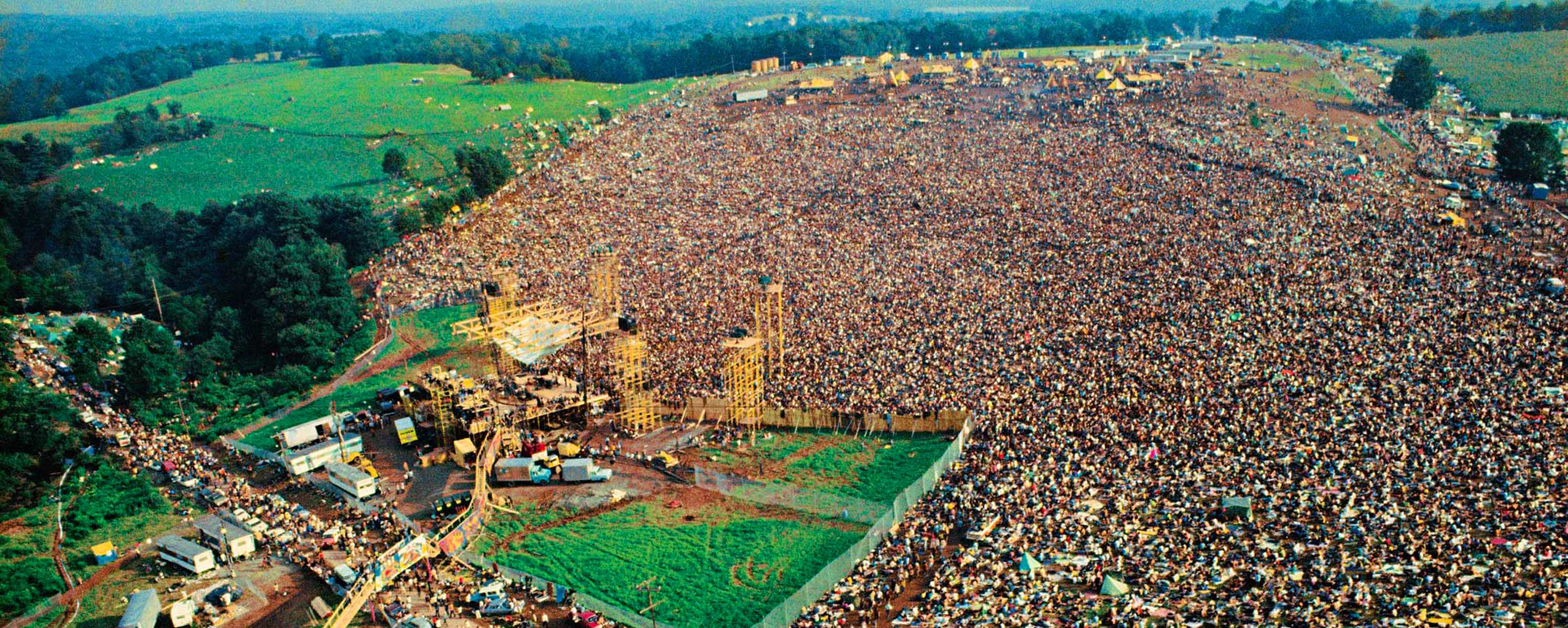 Festival Planned to Celebrate Woodstock 50th Anniversary
