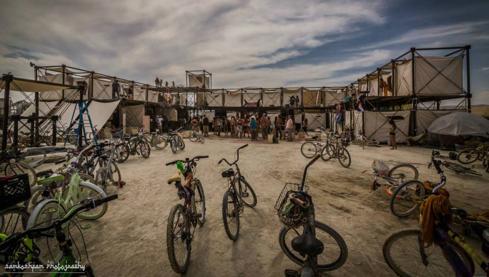 "Burning Man's Infamous ""The Lost Hotel"" Just Approved for Coachella"