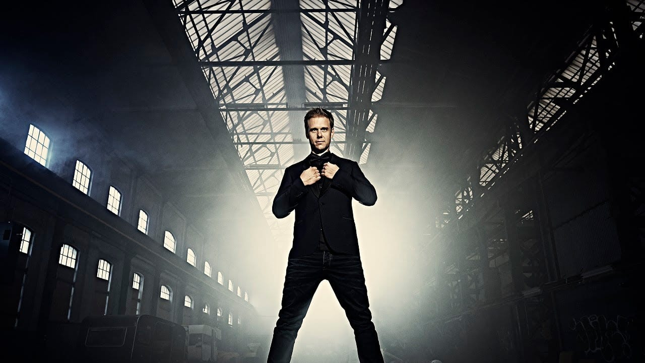 "MTV Hosts World Premiere of Armin Van Buuren's ""Heading Up High"" Music Video"