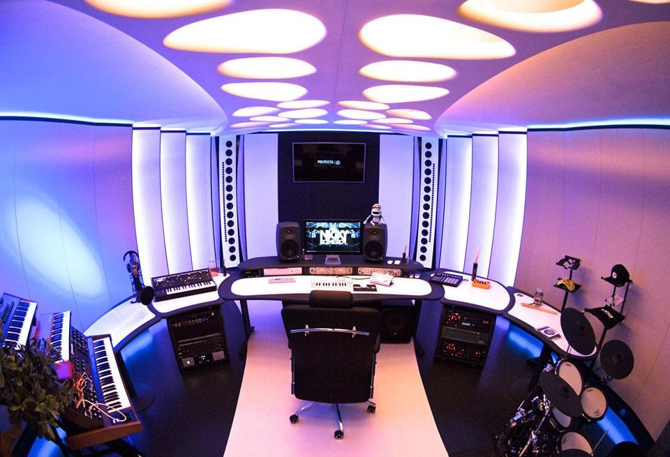 New Service Is The Airbnb For Recording Studios