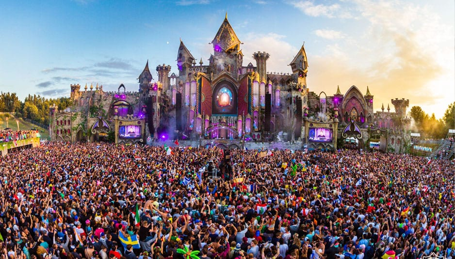 Tomorrowland Belgium Tickets Sell Out In Less Than 1 Hour
