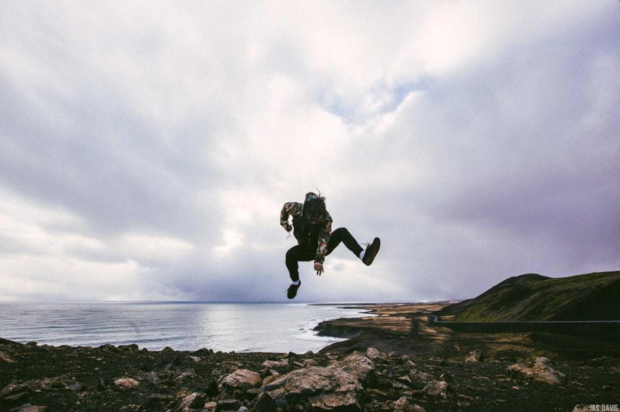 Skrillex Explores Iceland In New Tour Video