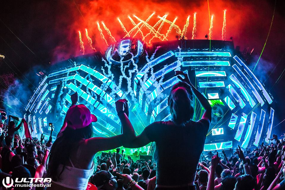 Ultra Music Festival 2017 Dates Announced
