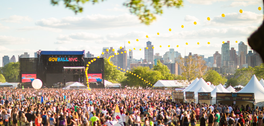 Live Nation Acquires Governors Ball, Same Venue To Host AEG Live's New Panorama