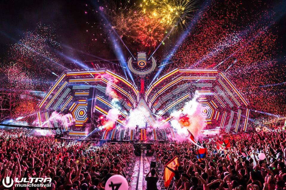 Ultra Music Festival 2016: You Just Had To Be There