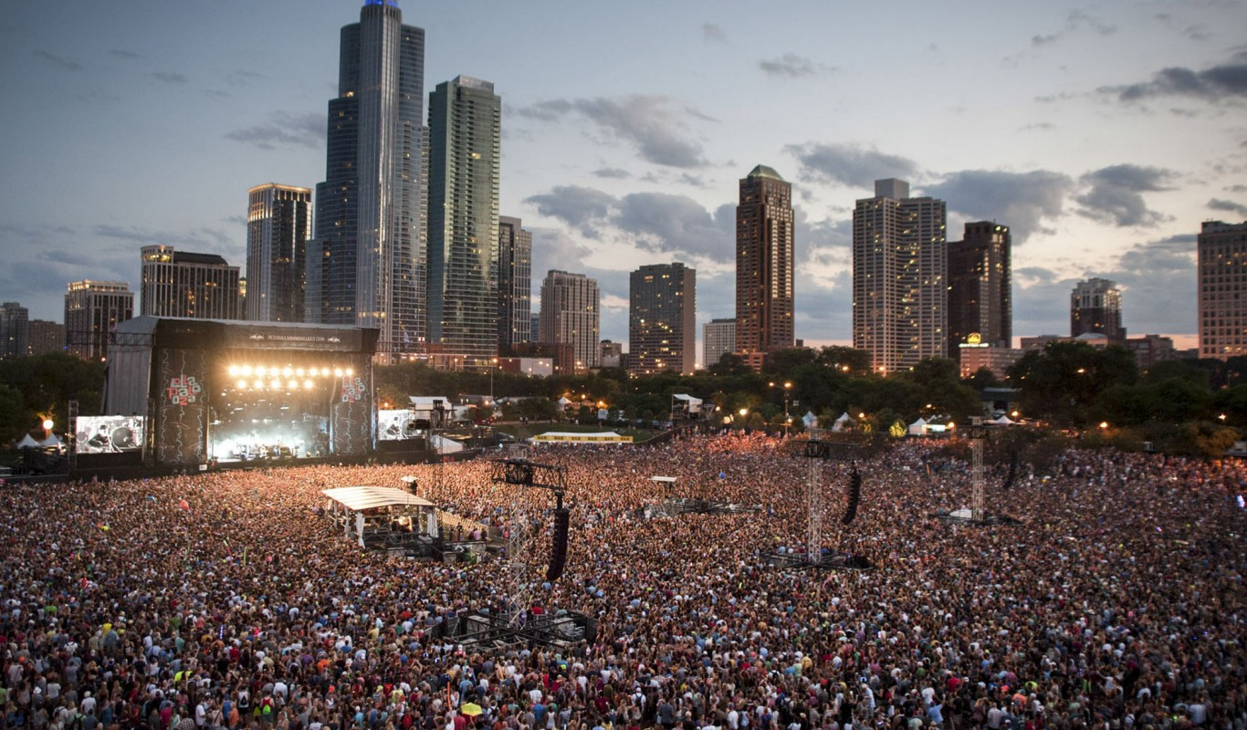 Lollapalooza Reaffirms Reputation With 2016 Lineup, Includes Lots Of EDM