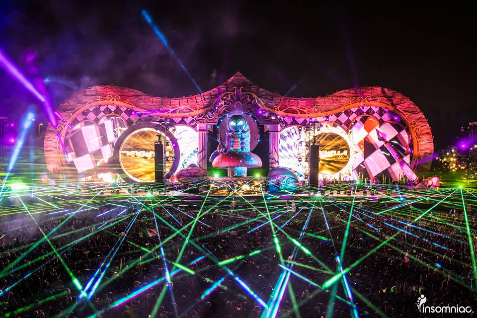 Insomniac's Beyond Wonderland SoCal Brought An Estimated $15.5 Million To San Bernardino County In 2015
