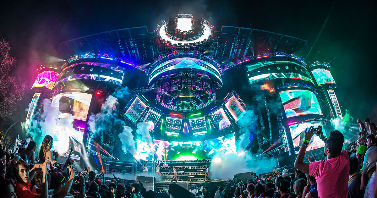 Plan For UMF 2016 With Full Lineup, Set Times, and Featured Stages