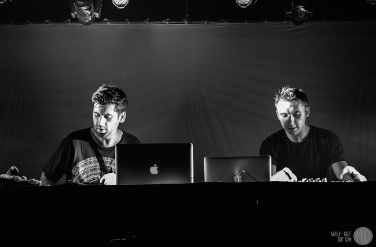Seattle's EDM Duo, ODESZA, Is Working On Their 3rd Studio Album