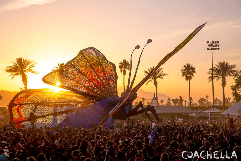 Coachella Looks To Expand Festival Capacity by 26,000