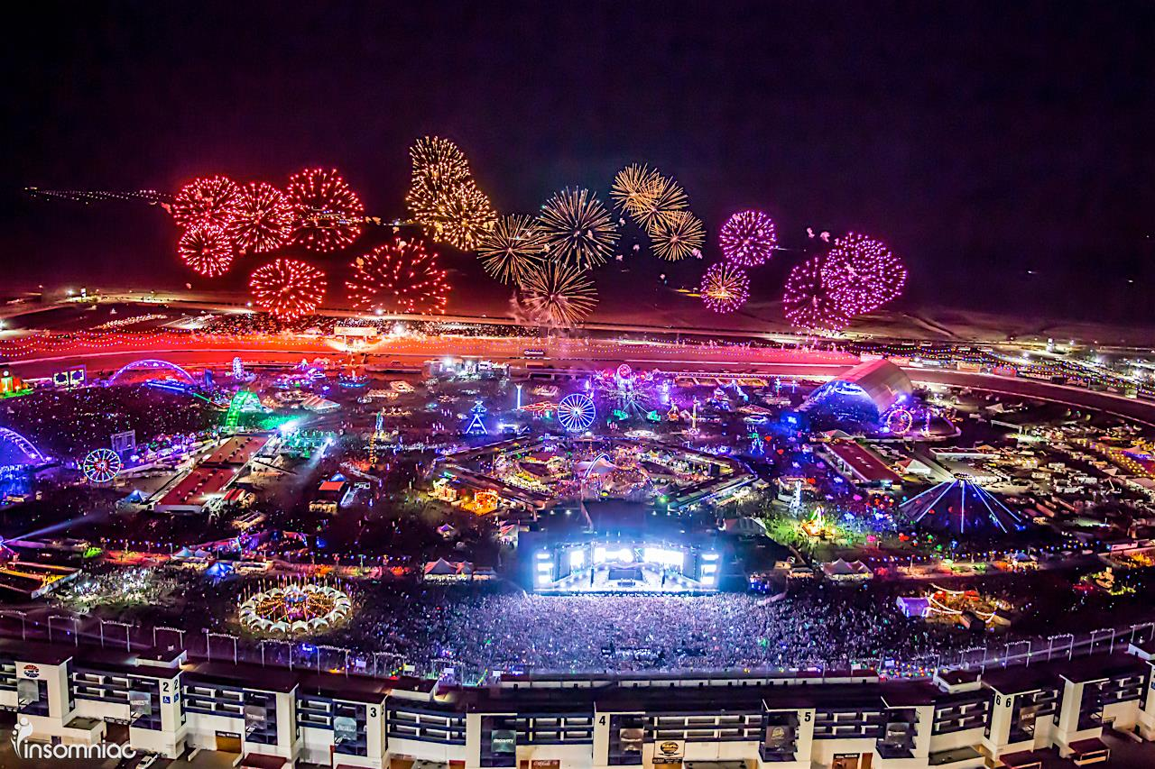 14 New Events Just Added To EDC Week 2016  EDM Maniac