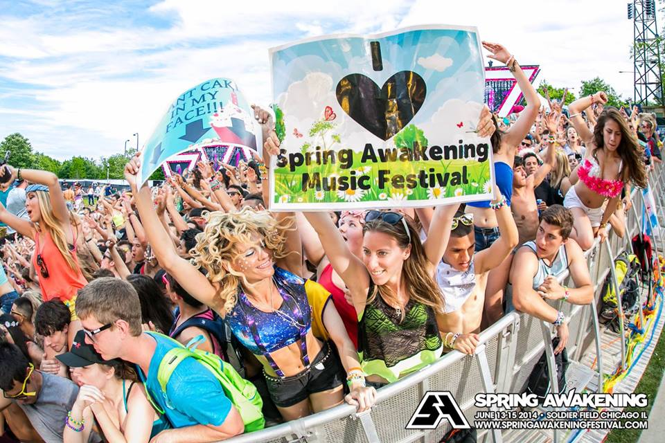 Celebrating it's 5th year running, Chicago's Spring Awakening 2016 returns this June with a colossal line up of artists after speculation the festival might not be held this year.