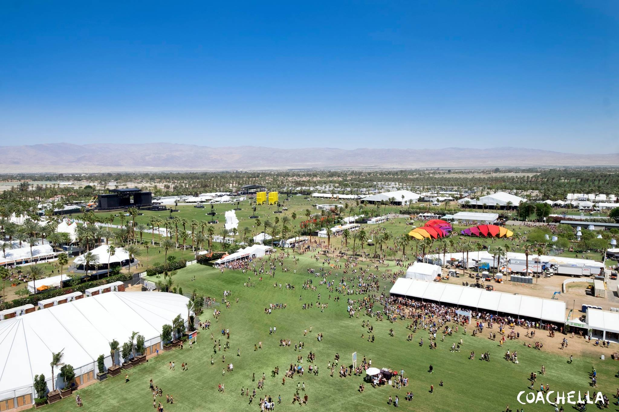 "Coachella Promoters Planning ""Rock Concert of the Century"" in the Desert"