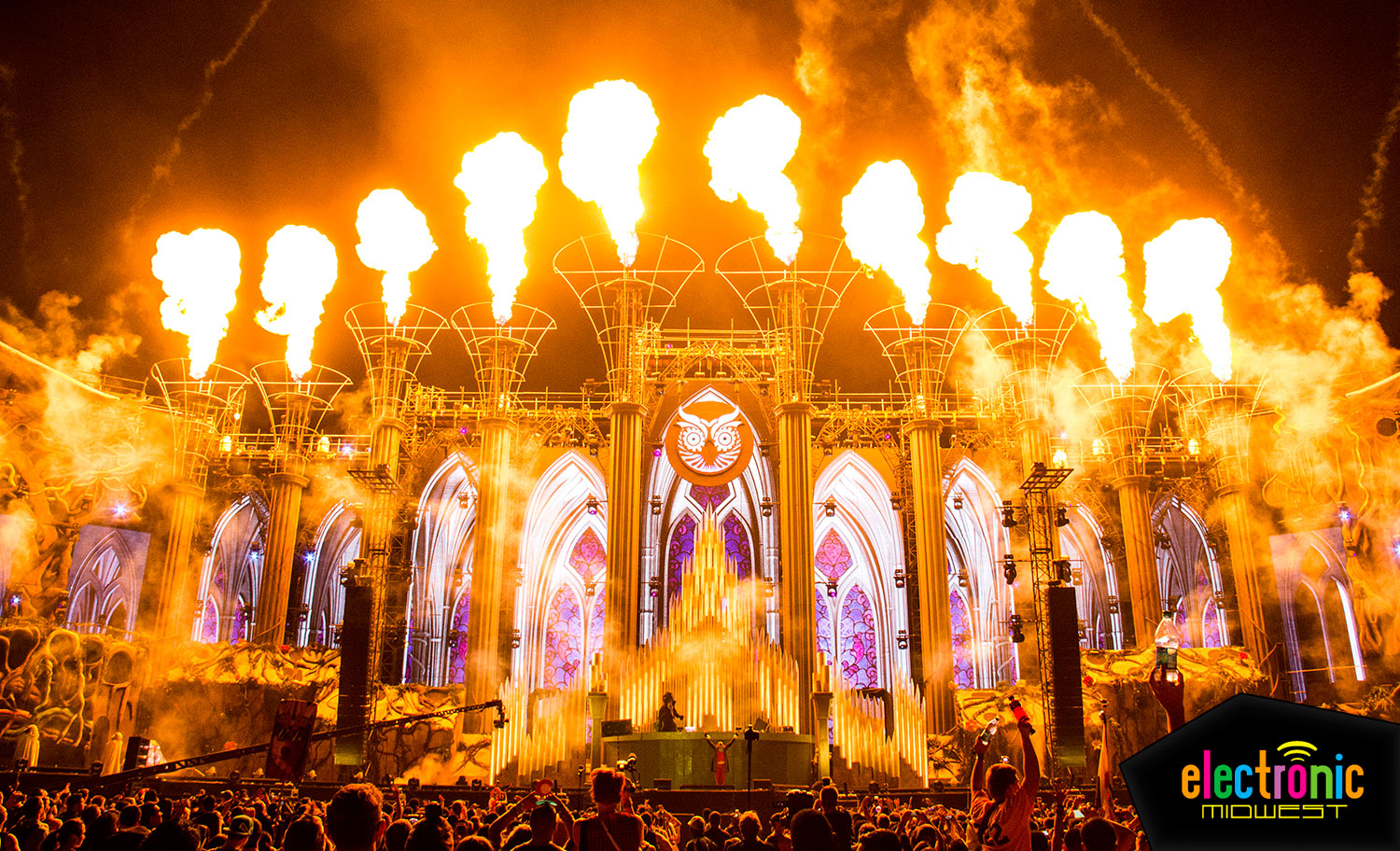 3 Unforgettable Dance Music Stages Edm Maniac