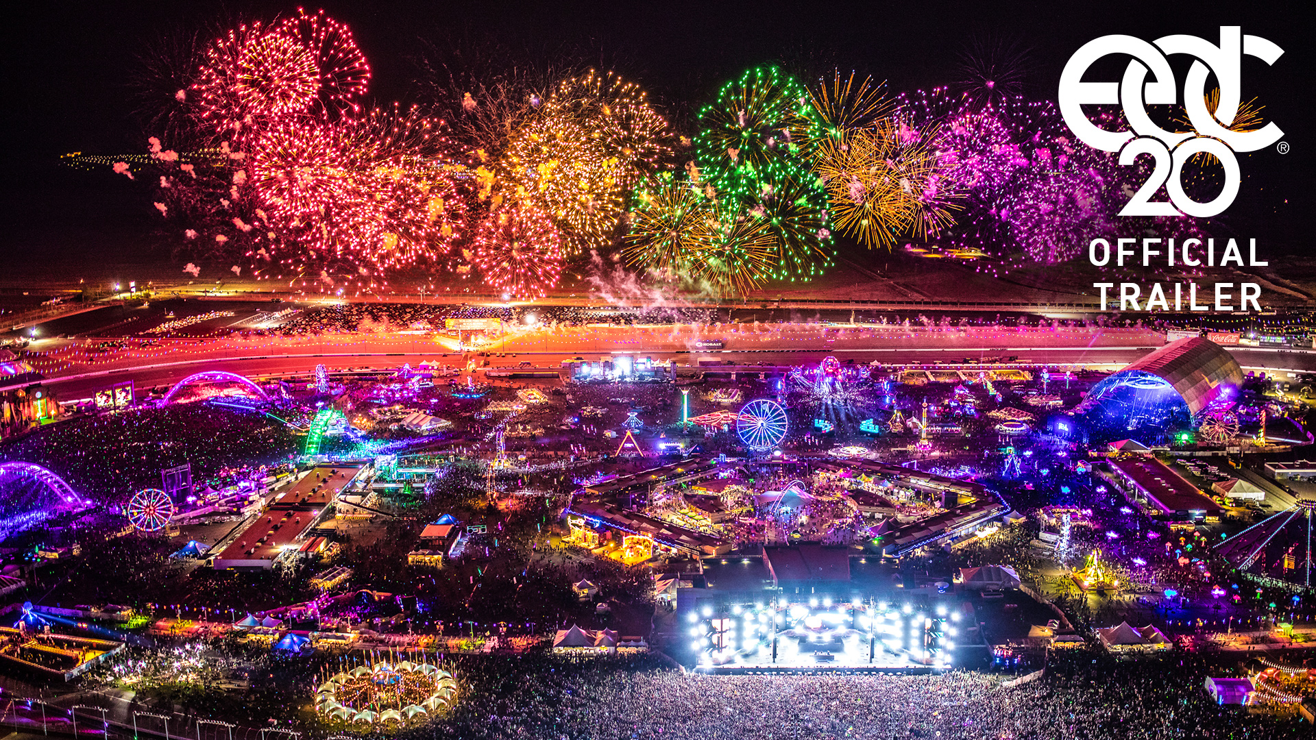 Official EDC Las Vegas 2016  Trailer Is Here