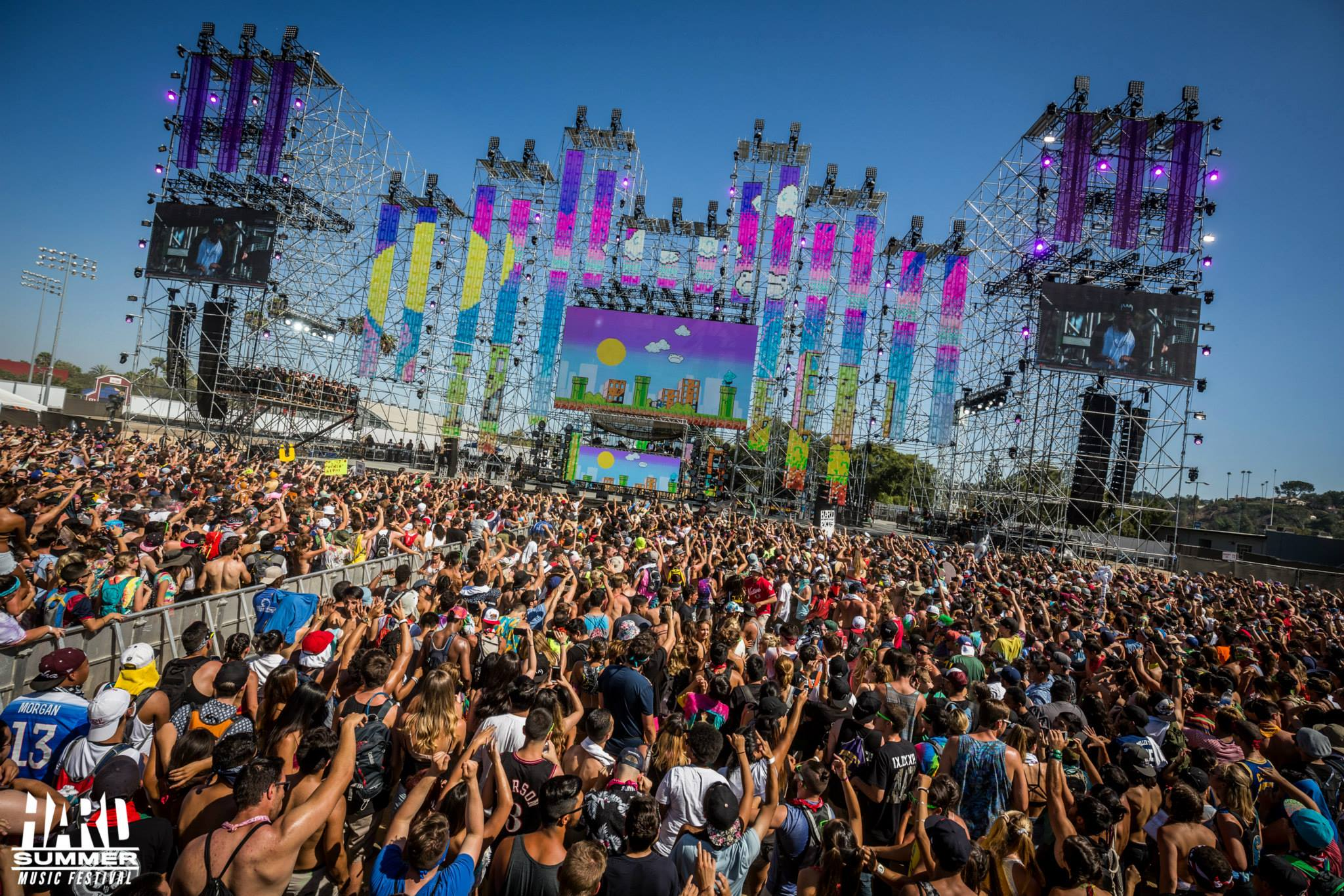HARD Summer 2016 Reveals Impressive Lineup & New Location Featuring Camping Options