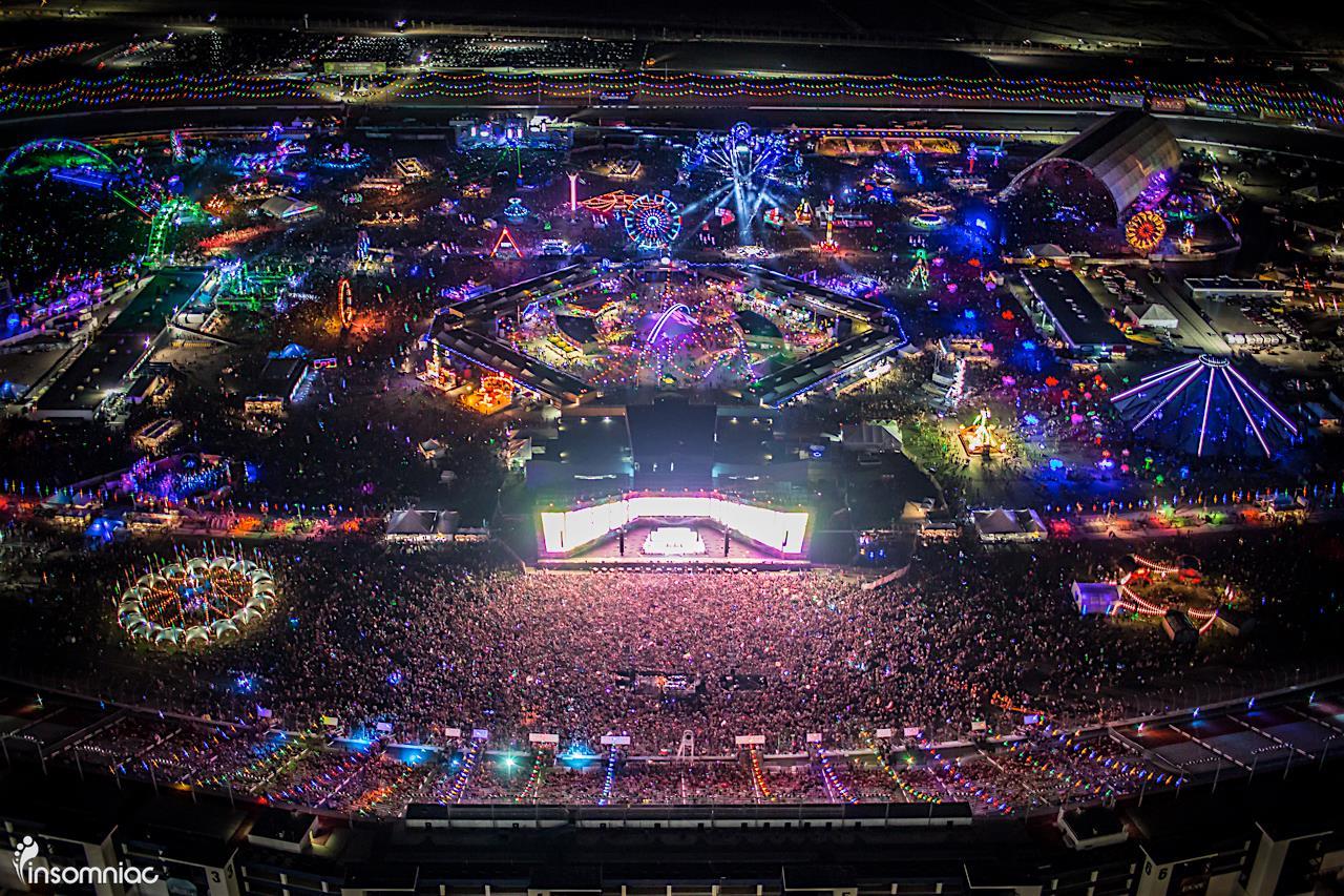 EDC Las Vegas 2016 Lineup Announced
