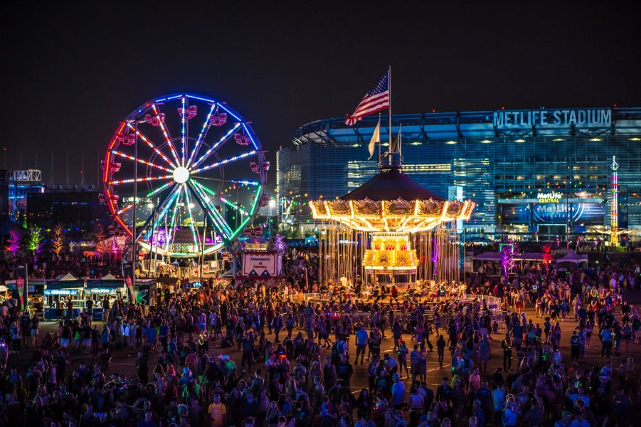Insomniac's EDC: NY 2015 Generated $10 Million More Than The Year Before