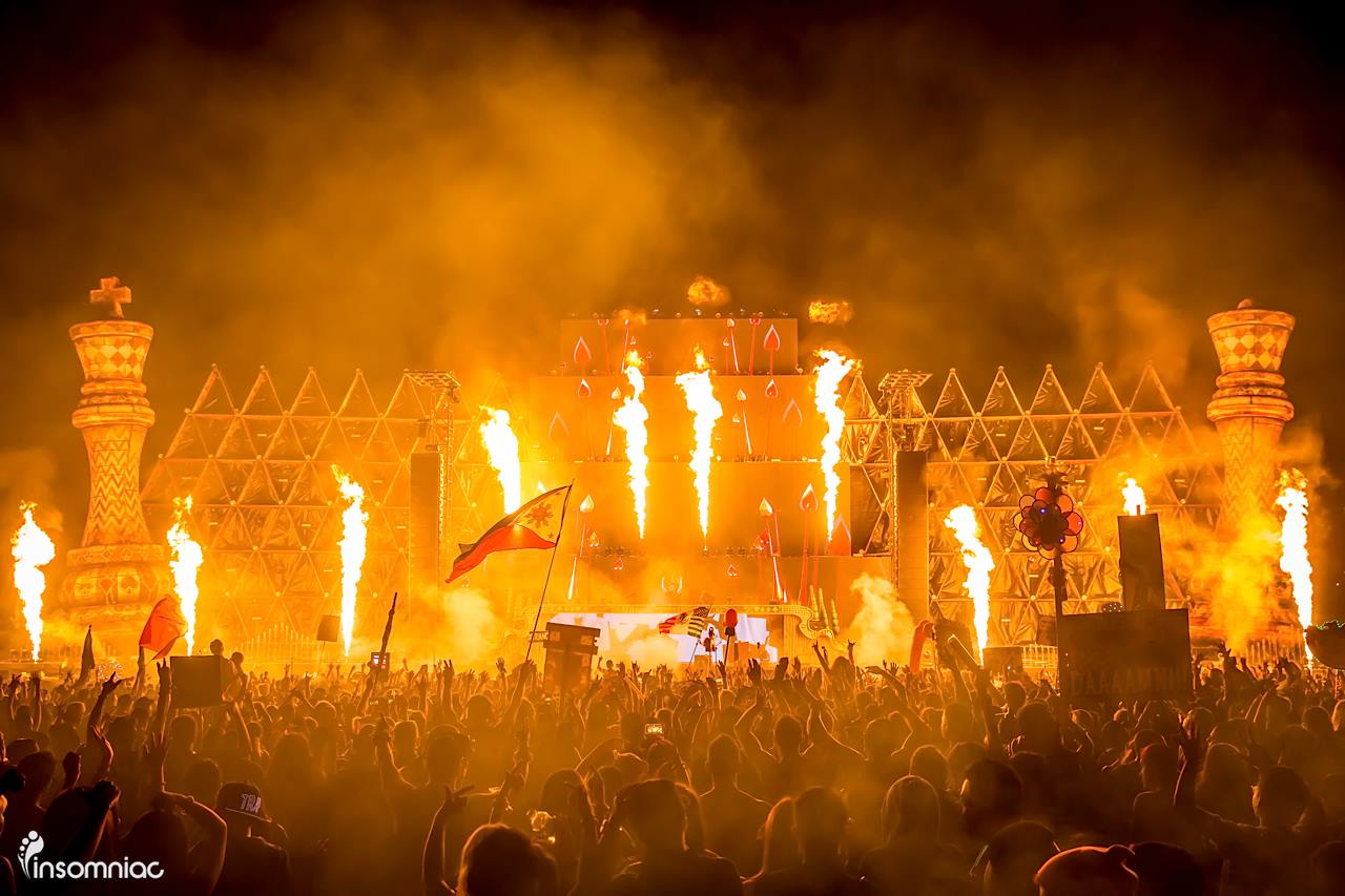 Insomniac Announces Nocturnal Wonderland 2016