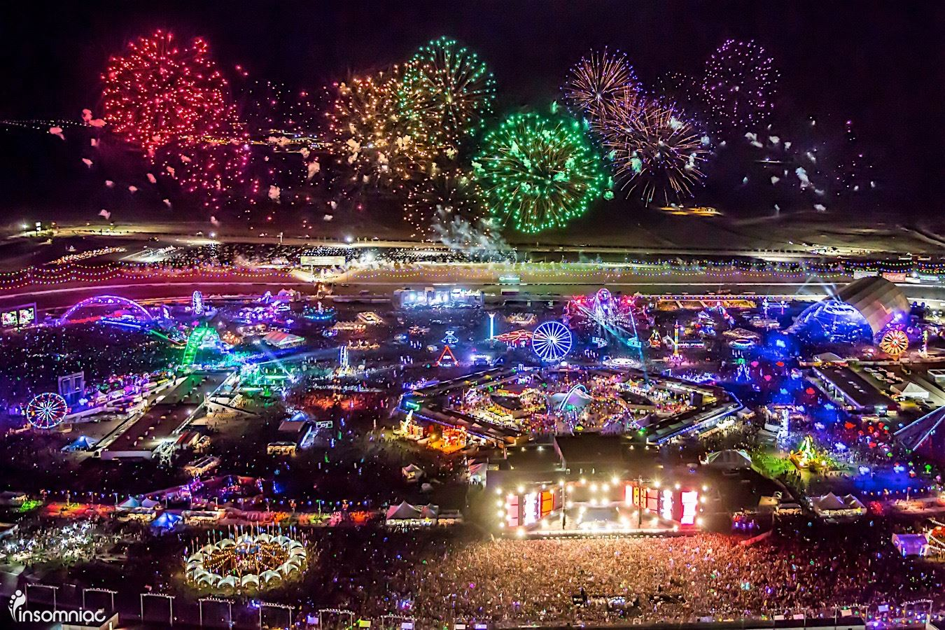 Counting Down To The 20th Anniversary of Electric Daisy Carnival