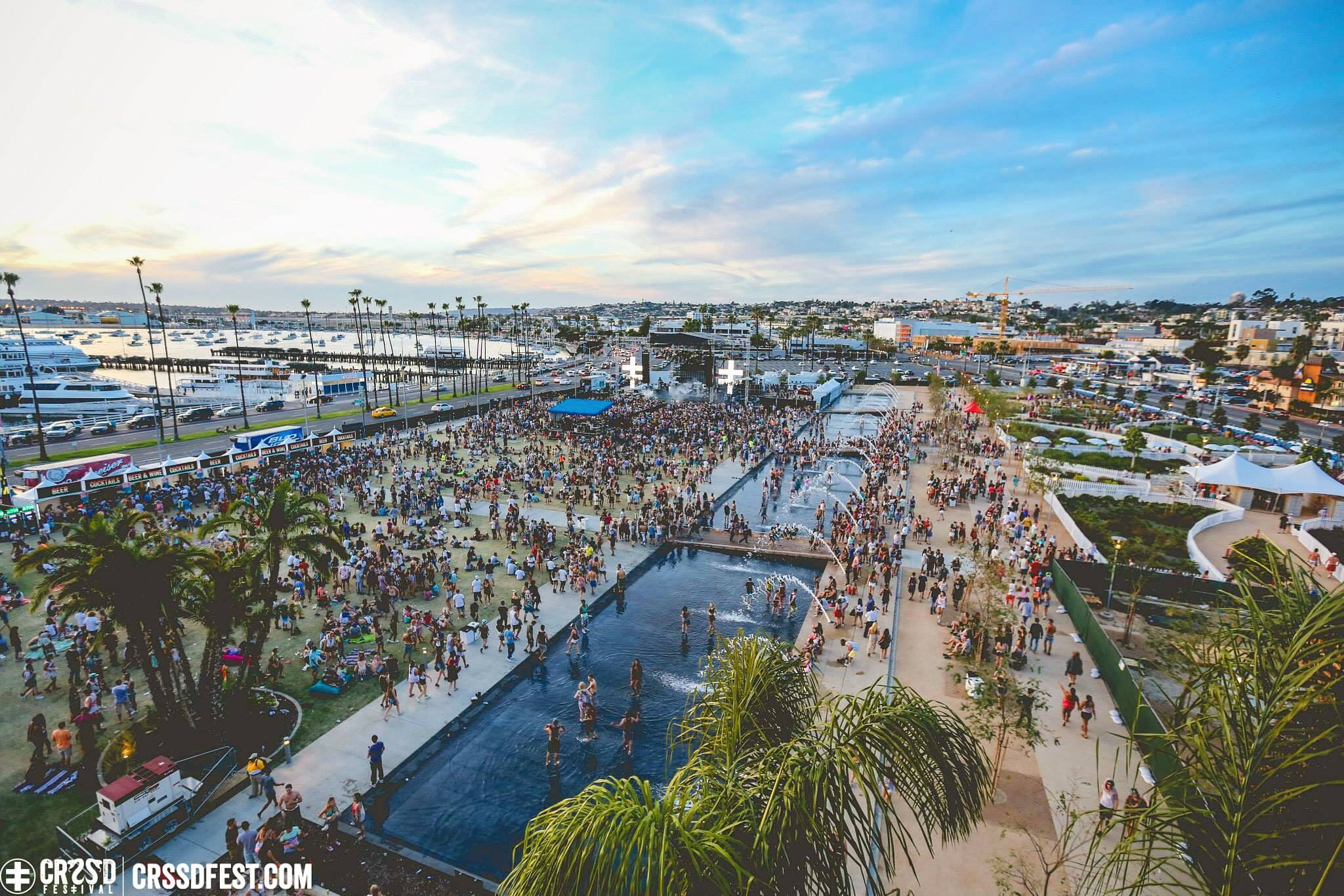 CRSSD Festival Lineup Phase 2 Includes Kaytranada, MK & More