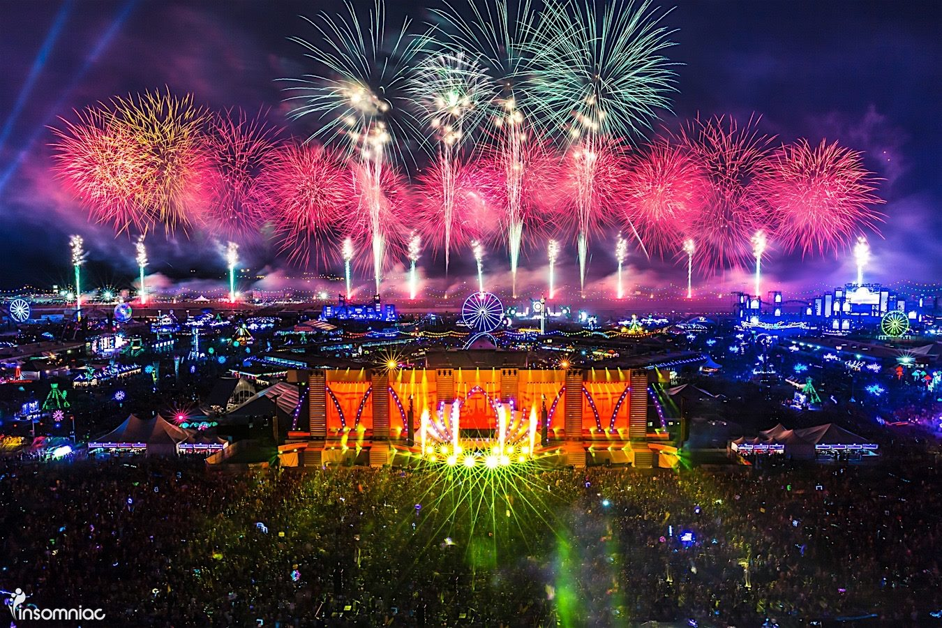 Electric Daisy Carnival's Big Donation To Las Vegas Charities