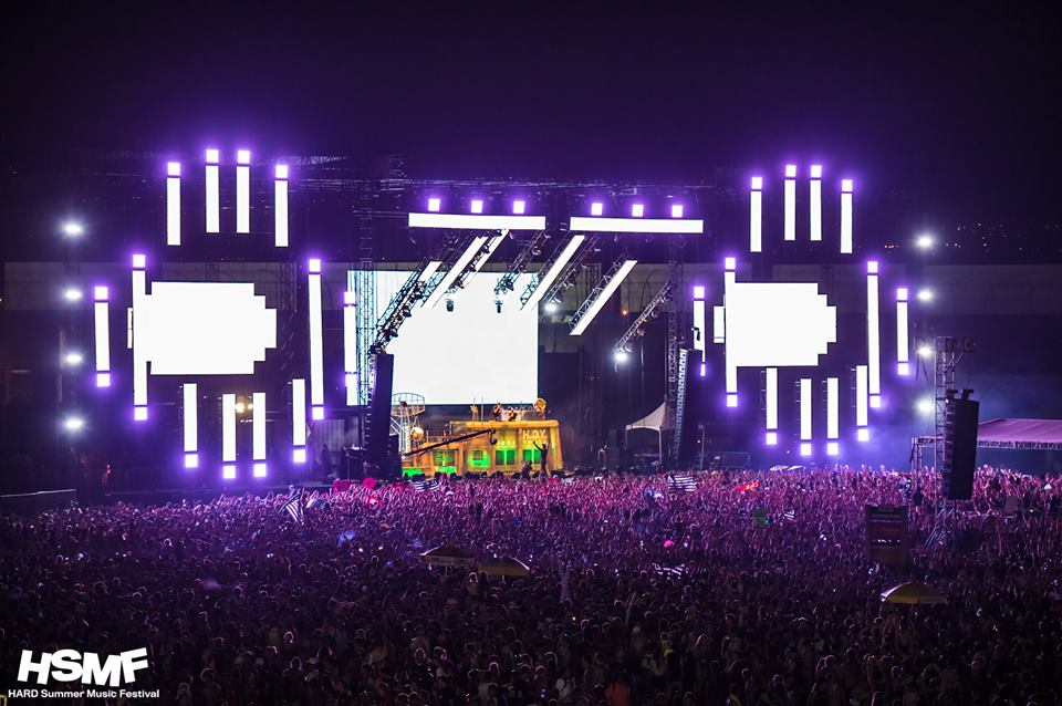 Three Dead At This Year's Hard Summer Music Festival