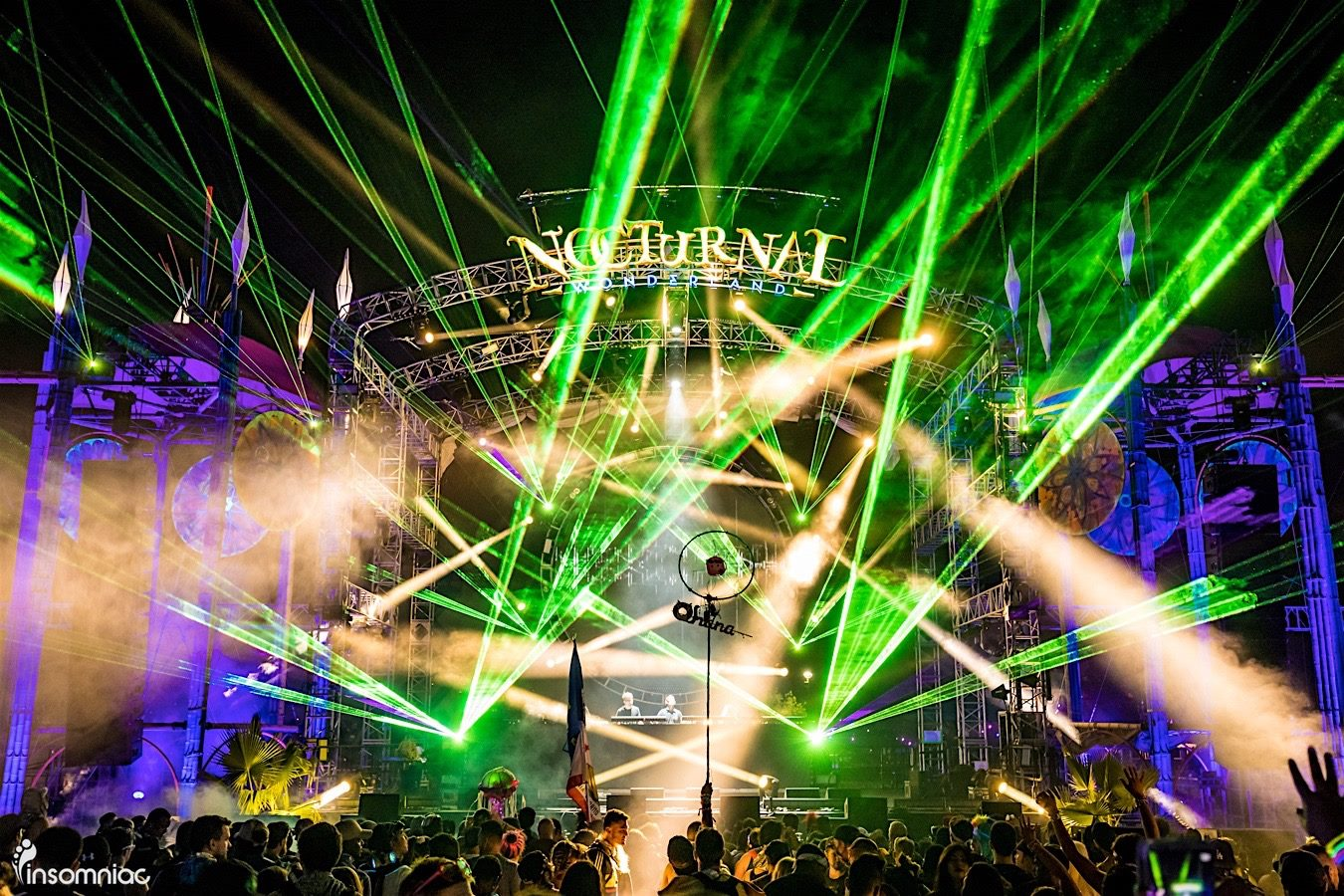 428 Arrests Made At Nocturnal Wonderland, 0 Deaths Reported