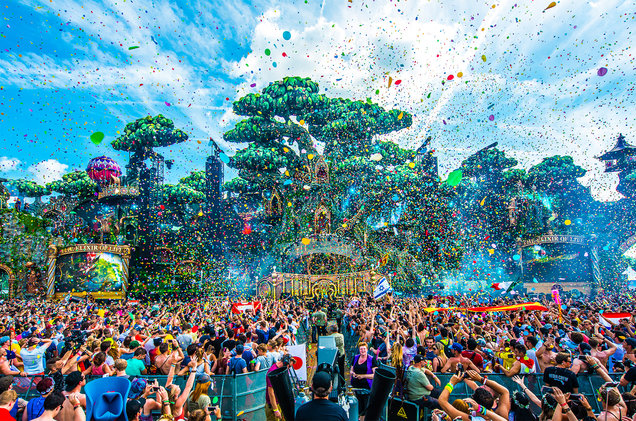 Tomorrowland Plans For Two Weekends In 2017