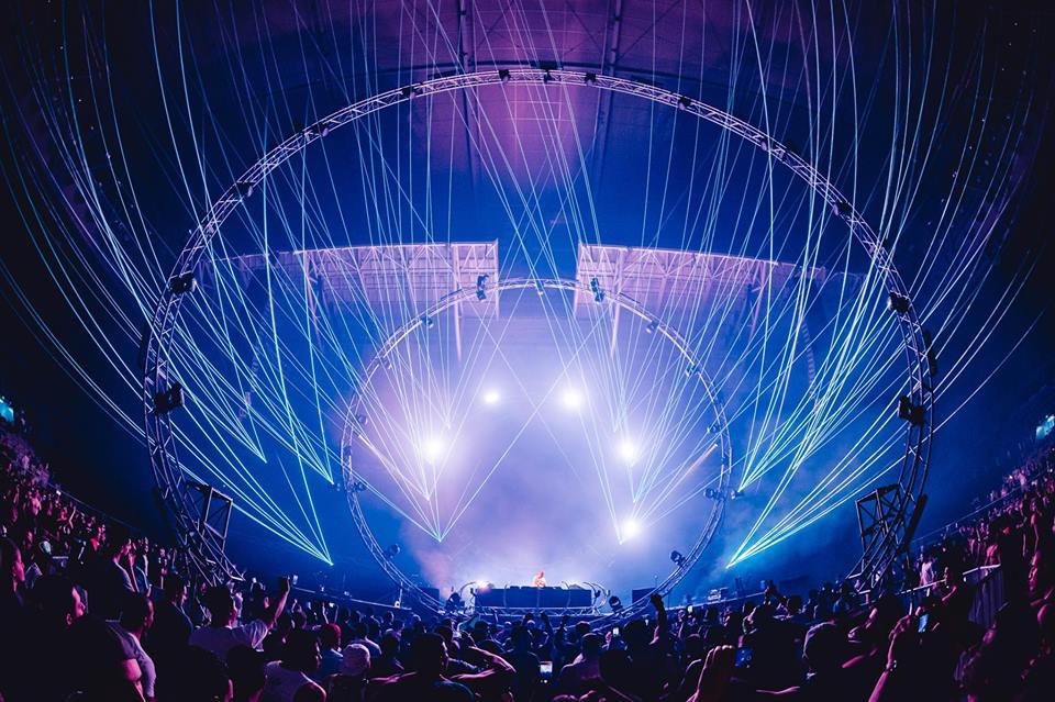 Insomniac's Dreamstate Australia Gets Huge Production, Stage Design