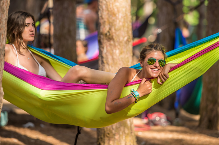 Camping Options For Middlelands 2017 Announced