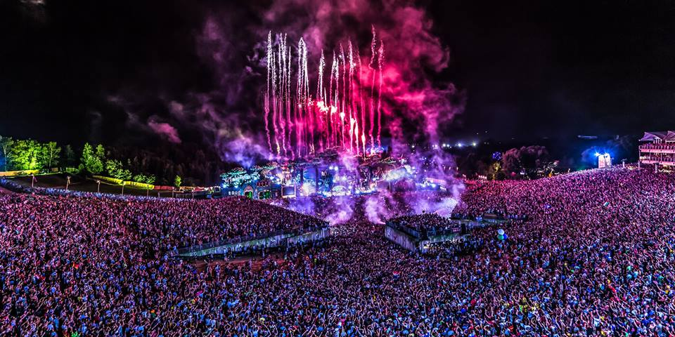 Pre-Registration For Tomorrowland 2017 Begins In January